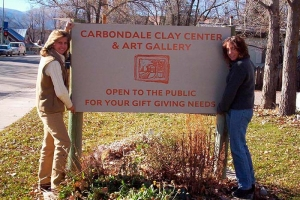 Clay Center Sign
