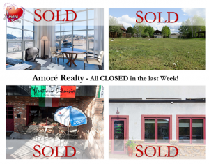 All sold in the last week!