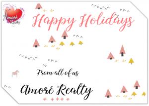 Happy Holidays Card 2018