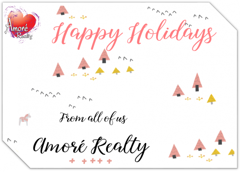 Happy Holidays Card 2018