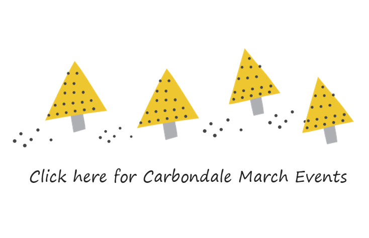 Amore Realty Carbondale March Events Lynn Kirchner