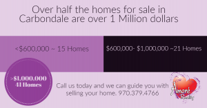 Carbondale Housing Statistics Summary